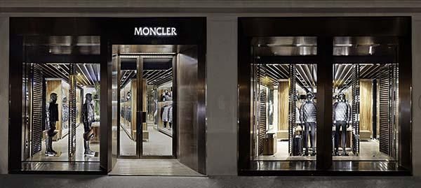 Tendances luxe rue des archives moncler