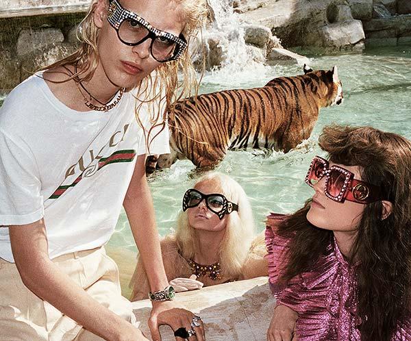 Tendances mode beau moche Gucci