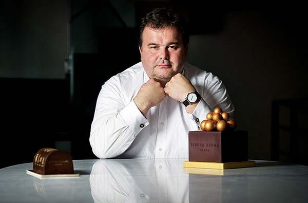 Tendances pâtisserie luxe Pierre Hermé