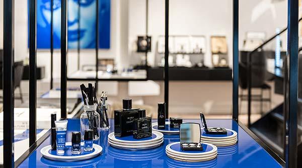 tendances beauté boutique physique Chanel
