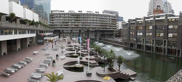 tendances-design-brutalisme-Barbican-Centre-Londres