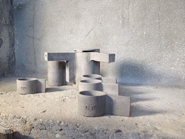 tendances design brutalisme Frederick Gauthier