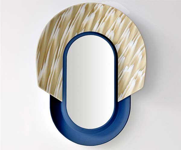 tendances design miroir Fastrez