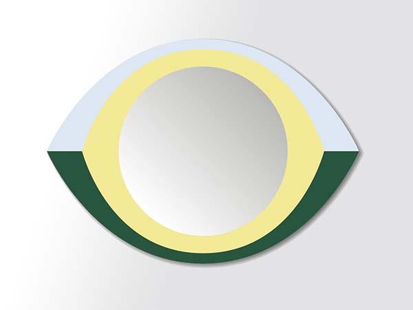 tendances design miroir Clara von Zweigbergk