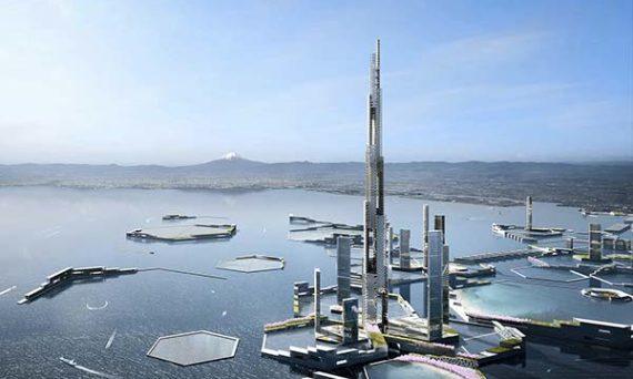 tendances futurs gratte ciel mile tower