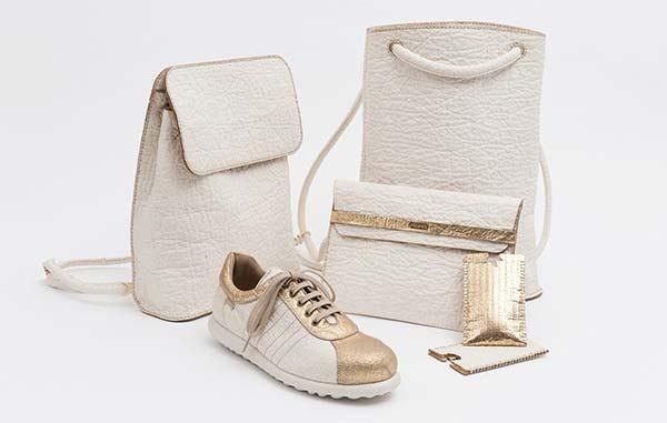 tendances luxe cuir durable Carmen Hijosa
