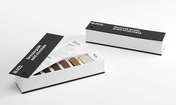 tendances packaging pantone chocolat pantone