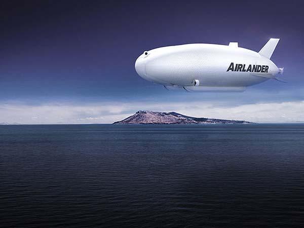 tendances futur dirigeables Airlander 10