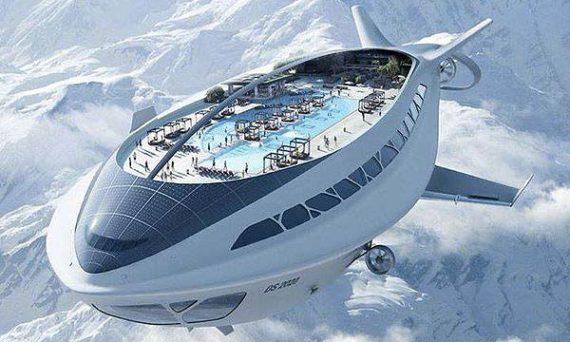 tendances futurs dirigeables Dassault