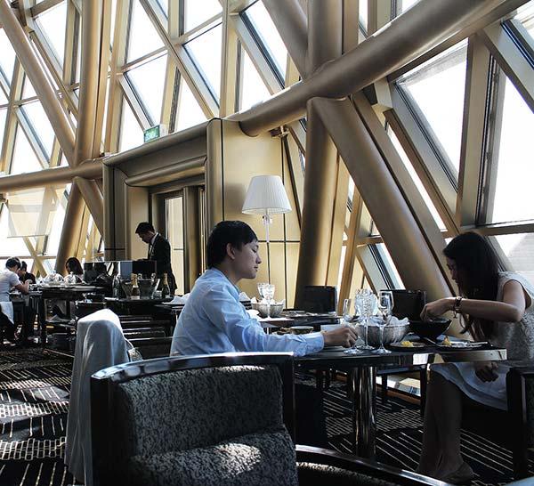 tendances luxe macao robuchon