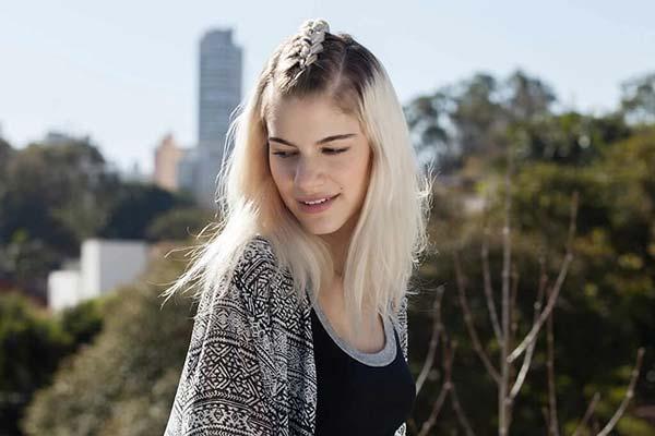 tendances beauté merveilles unicorn braid