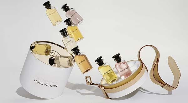 tendances beauté haute parfumerie Vuitton