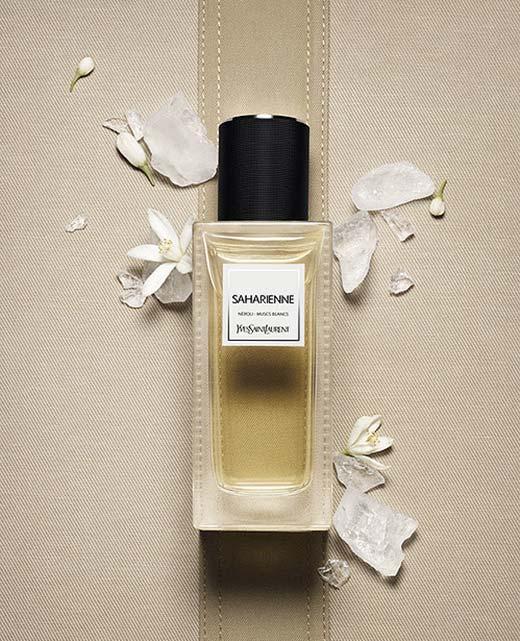tendances beauté haute parfumerie Yves Saint Laurent