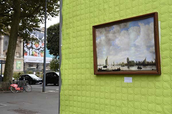 tendances cultures panneaux artistiques Lille beaux-arts