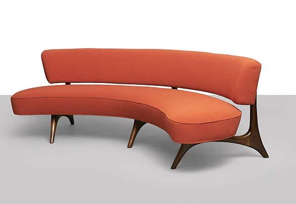 tendances design PAD Vladimir Kagan