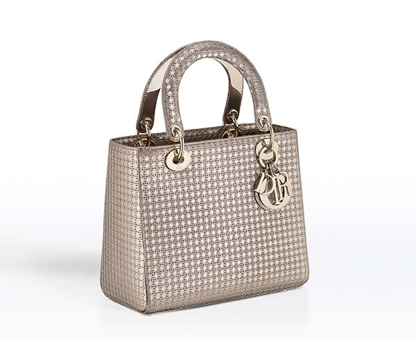 tendances design cannage Lady Dior