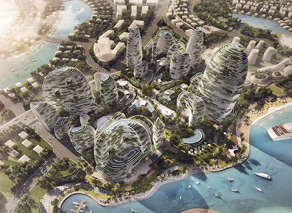 tendances futurs forêt LAVA Malaisie