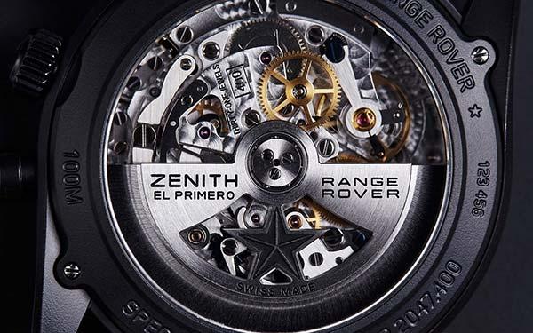 tendances luxe co-branding Maison du chocolat Zenith Range Rover