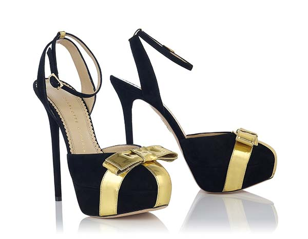 tendances luxe Charlotte Olympia