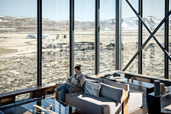 tendances luxe islande Ion
