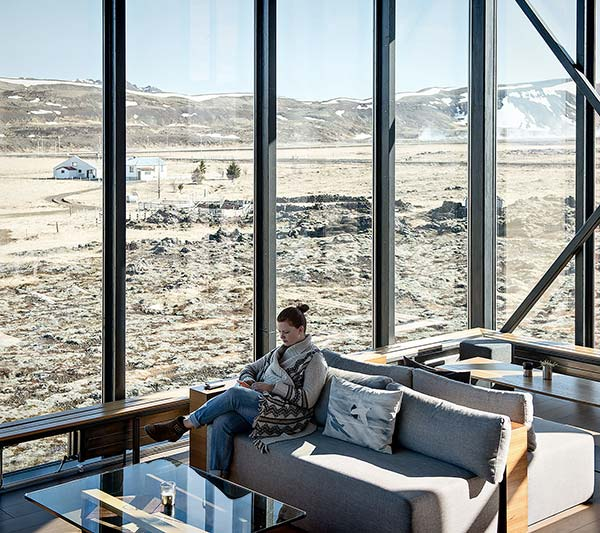tendances luxe islande