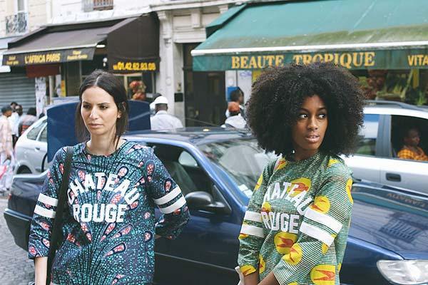 tendances cultures Afrique Paris Maison Château Rouge
