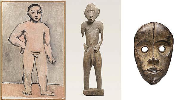 tendances cultures Afrique Paris Picasso