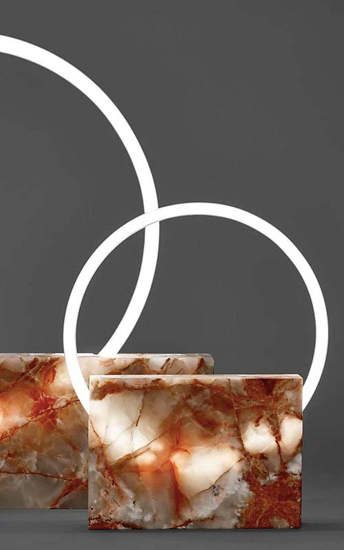 tendances-design-roche-Sabine-Marcelis-Voie-Lights-Stone-Edition-II