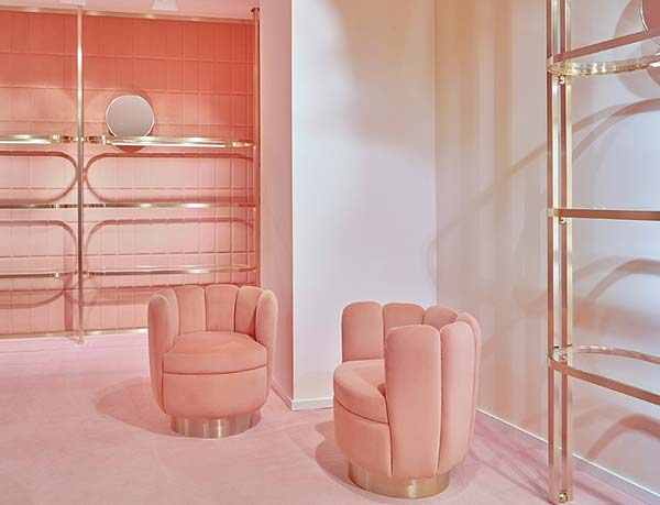 tendances fun design India Mahdavi