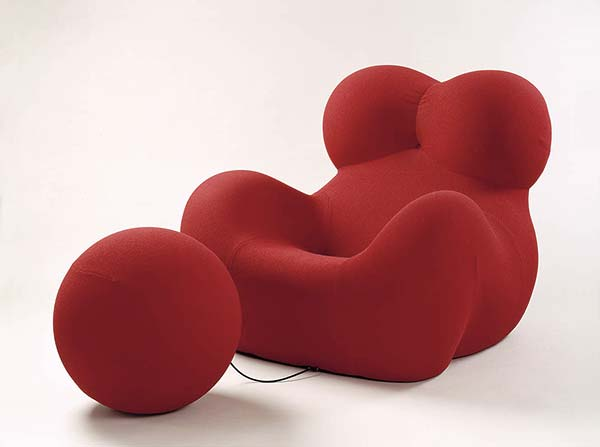 tendances fun design gaetano pesce