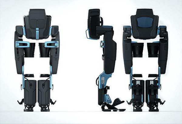 tendances futurs exosquelette Wandercraft