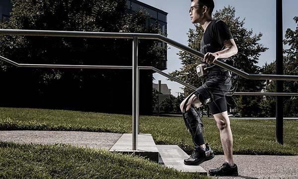 tendances futurs exosquelette Harvard