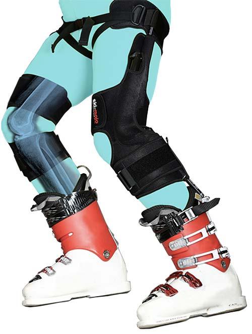 tendances futurs exosquelette ski-mojo