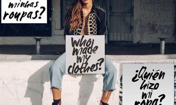 tendances mode fashion revolution week Alexa Ferrer