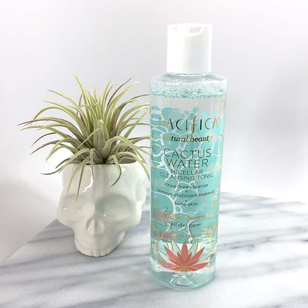 tendances beauté plantes succulentes Pacifica Cosmetics