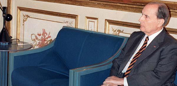 tendances design pouvoir Paulin Mitterrand