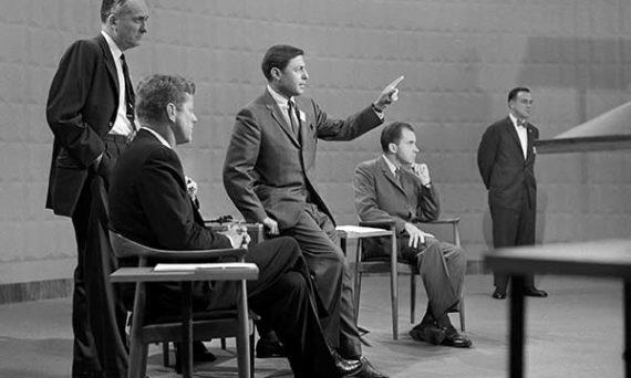 tendances design pouvoir Nixon Kennedy