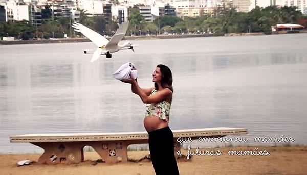 tendances futurs drones créatifs Dove