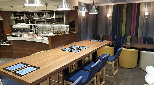 tendances futur restaurant Agora Montpellier