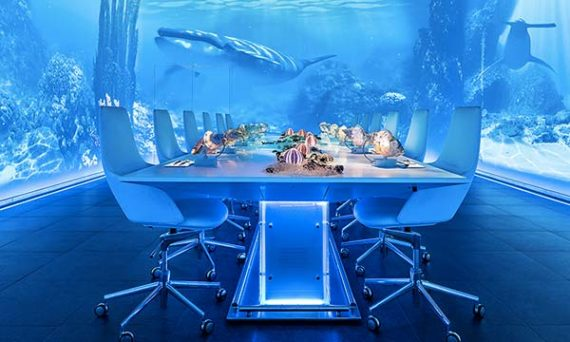 tendances futur restaurant Sublimotion