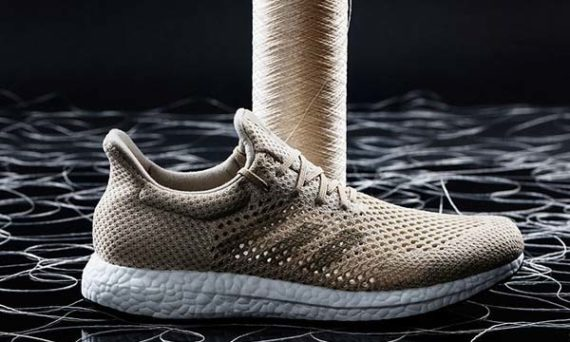 tendances futurs sneakers éco-responsables Adidas FutureCraft Biofabric