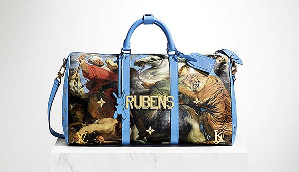 tendances art luxe koons louis vuitton rubens