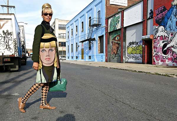 tendances art et luxe Prada Saint Laurent