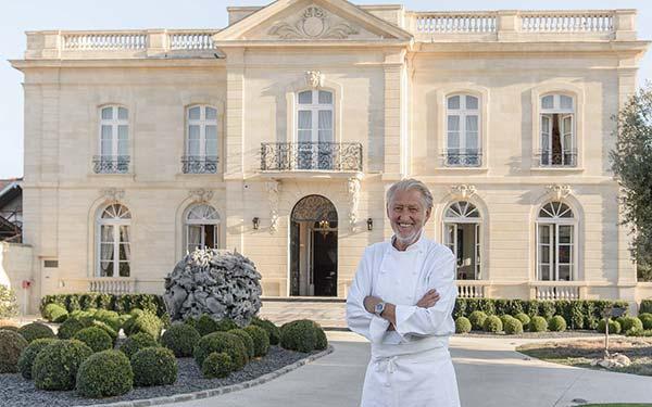 tendances luxe bordeaux Grande Maison