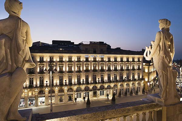 tendances luxe bordeaux intercontinental