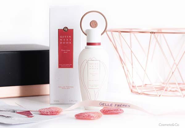 tendances luxe parfums bio Gellé Frères