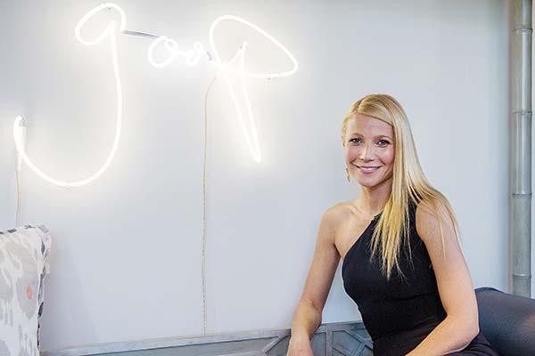 tendances luxe parfum bio Gwyneth Paltrow