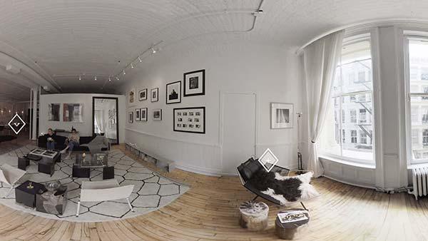 tendances luxe réalité virtuelle The Apartment