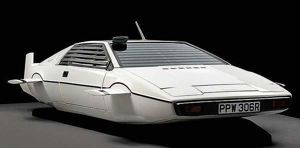 tendances design glisse Lotus Esprit