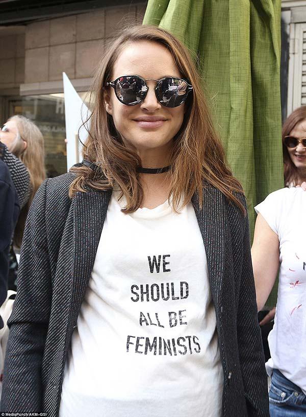 tendances femvertising Nathalie Portman